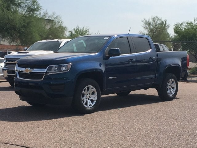 2019 Colorado Crew Cab 4x2,  Pickup #K1108498 - photo 1