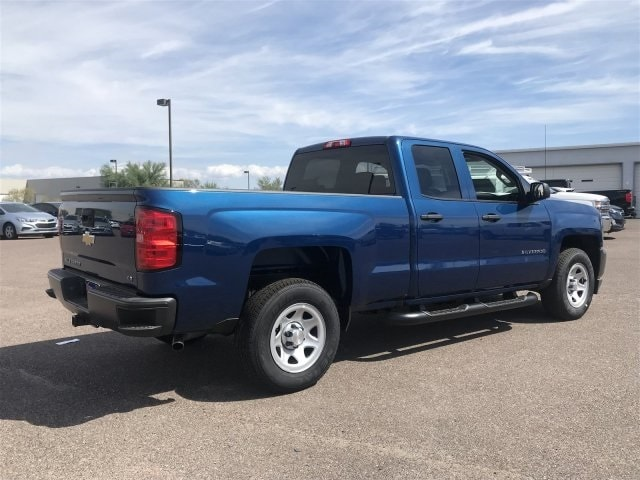 2019 Silverado 1500 Double Cab 4x2,  Pickup #K1116252 - photo 3