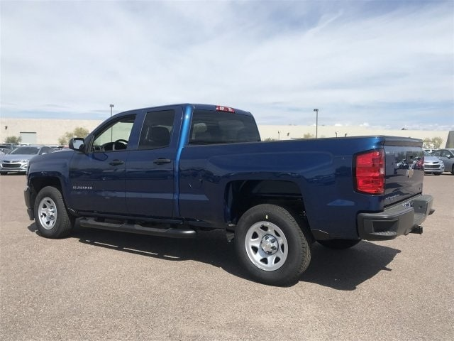 2019 Silverado 1500 Double Cab 4x2,  Pickup #K1116252 - photo 2