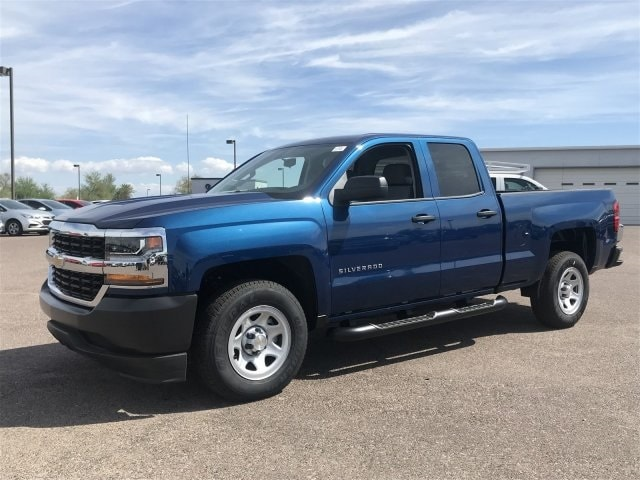 2019 Silverado 1500 Double Cab 4x2,  Pickup #K1116252 - photo 1