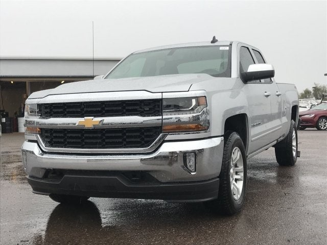 2019 Silverado 1500 Double Cab 4x4,  Pickup #K1117278 - photo 1