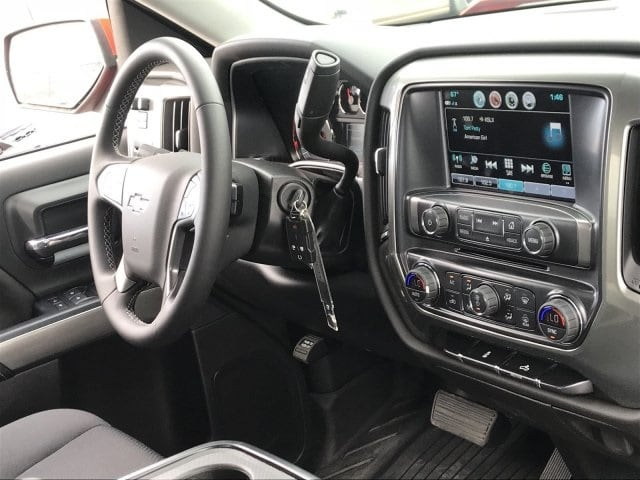 2019 Silverado 1500 Double Cab 4x2,  Pickup #K1117287 - photo 5