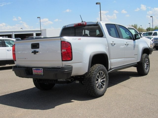 2019 Colorado Crew Cab 4x4,  Pickup #K1117827 - photo 3