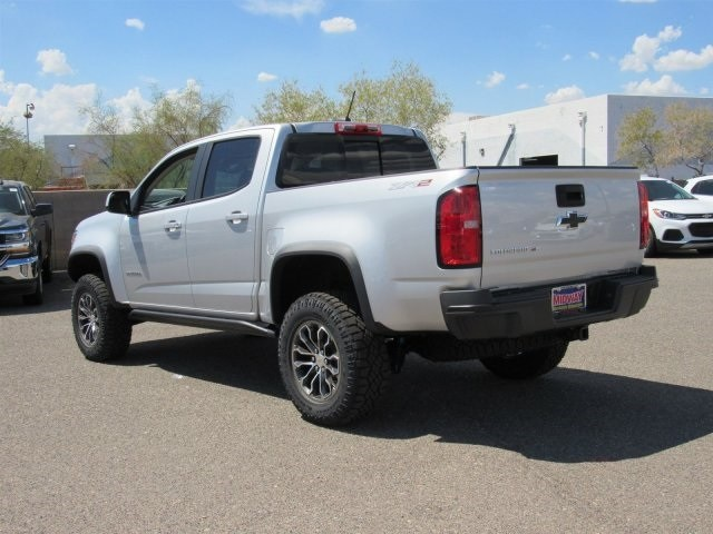 2019 Colorado Crew Cab 4x4,  Pickup #K1117827 - photo 2