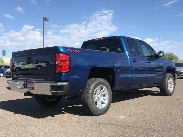2019 Silverado 1500 Double Cab 4x4,  Pickup #K1118770 - photo 3