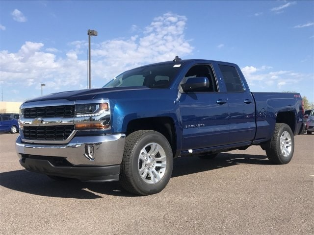 2019 Silverado 1500 Double Cab 4x4,  Pickup #K1118770 - photo 1