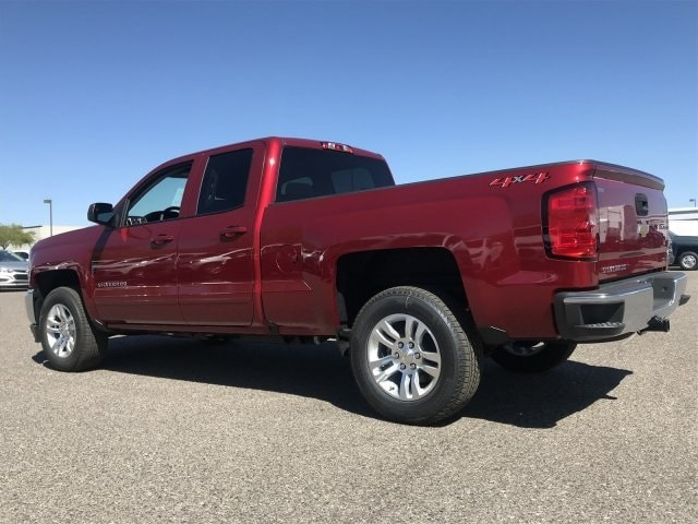 2019 Silverado 1500 Double Cab 4x4,  Pickup #K1119877 - photo 2