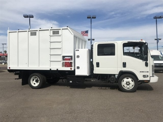 2019 NRR Regular Cab 4x2,  Sun Country Truck Chipper Body #K7302497 - photo 4