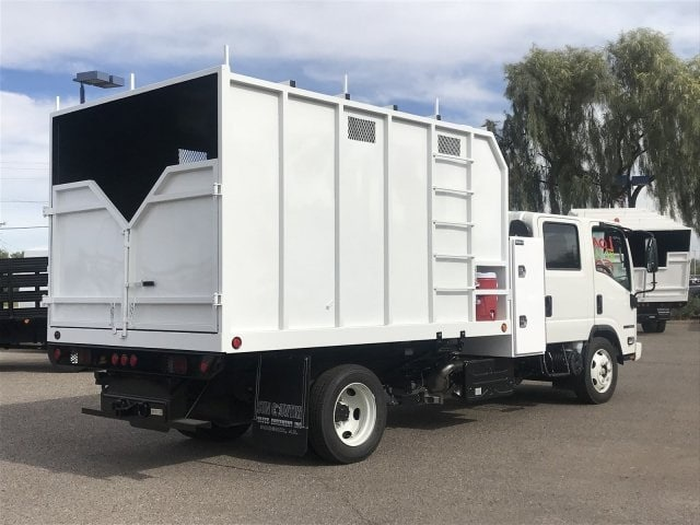 2019 NRR Regular Cab 4x2,  Sun Country Truck Chipper Body #K7302497 - photo 3