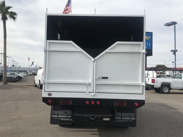 2019 NRR Regular Cab 4x2,  Sun Country Truck Chipper Body #K7302497 - photo 6