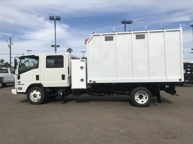 2019 NRR Regular Cab 4x2,  Sun Country Truck Chipper Body #K7302497 - photo 7