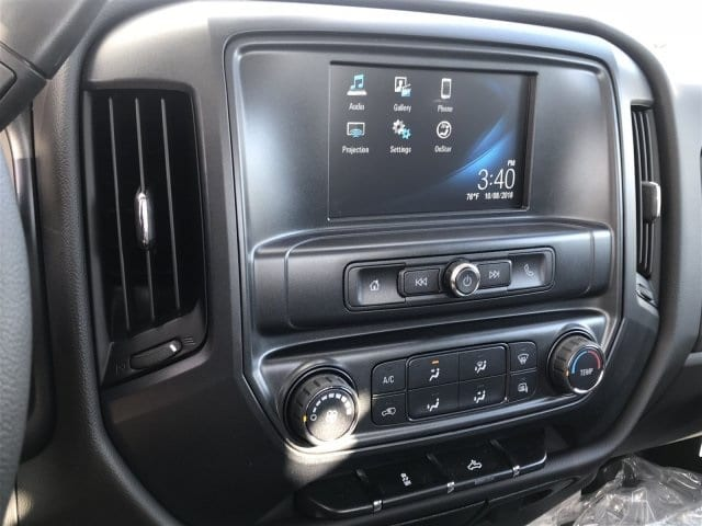 2019 Silverado 3500 Regular Cab DRW 4x2,  Royal Contractor Body #KF120173 - photo 18