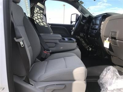 2019 Silverado 3500 Regular Cab DRW 4x2,  Royal Contractor Body #KF122407 - photo 9