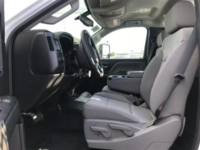 2019 Silverado 3500 Regular Cab DRW 4x2,  Royal Contractor Body #KF122407 - photo 11