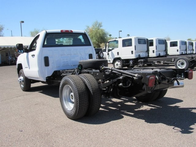 2019 Silverado 3500 Regular Cab DRW 4x2,  Cab Chassis #KF124457 - photo 2