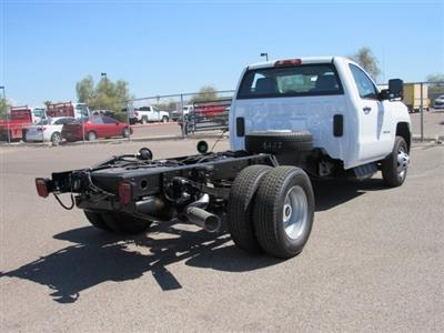 2019 Silverado 3500 Regular Cab DRW 4x2,  Cab Chassis #KF124457 - photo 3