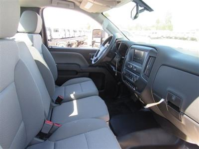 2019 Silverado 3500 Regular Cab DRW 4x2,  Cab Chassis #KF124457 - photo 8