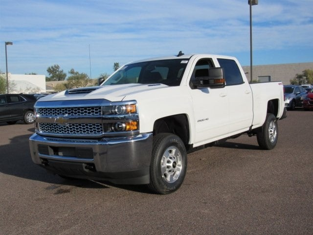 2019 Silverado 2500 Crew Cab 4x4,  Pickup #KF130487 - photo 1