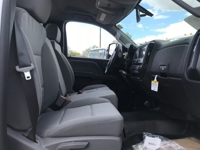 2019 Silverado 3500 Regular Cab DRW 4x2,  Cab Chassis #KF144242 - photo 10