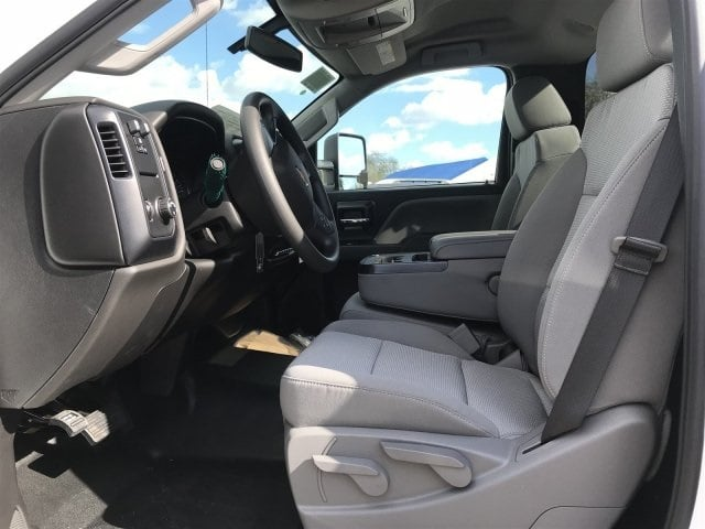 2019 Silverado 3500 Regular Cab DRW 4x2,  Cab Chassis #KF144242 - photo 12