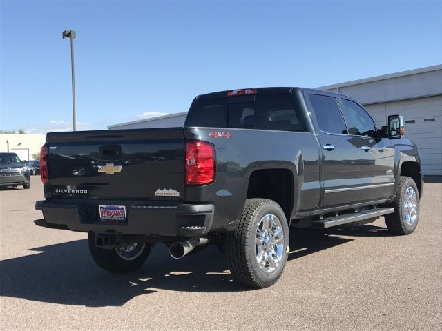 2019 Silverado 2500 Crew Cab 4x4,  Pickup #KF148794 - photo 3