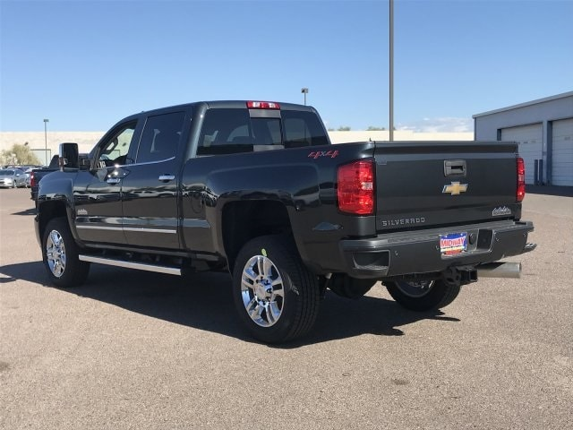 2019 Silverado 2500 Crew Cab 4x4,  Pickup #KF148794 - photo 2
