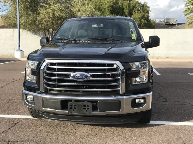 2016 F-150 SuperCrew Cab 4x2,  Pickup #KL203744A - photo 4