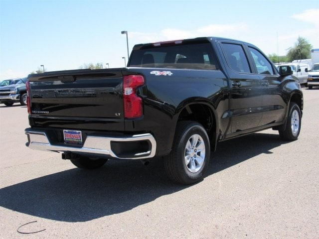2019 Silverado 1500 Crew Cab 4x4,  Pickup #KZ110971 - photo 4