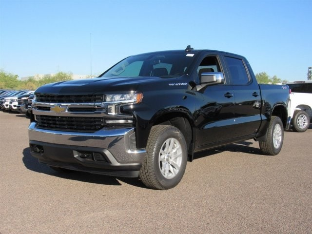 2019 Silverado 1500 Crew Cab 4x4,  Pickup #KZ116127 - photo 1