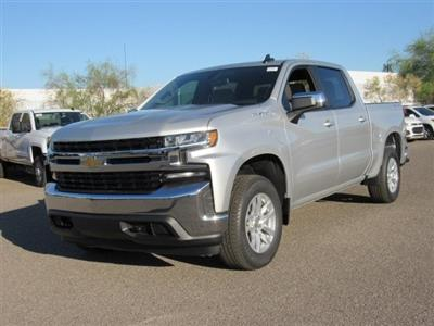 2019 Silverado 1500 Crew Cab 4x4,  Pickup #KZ116194 - photo 1