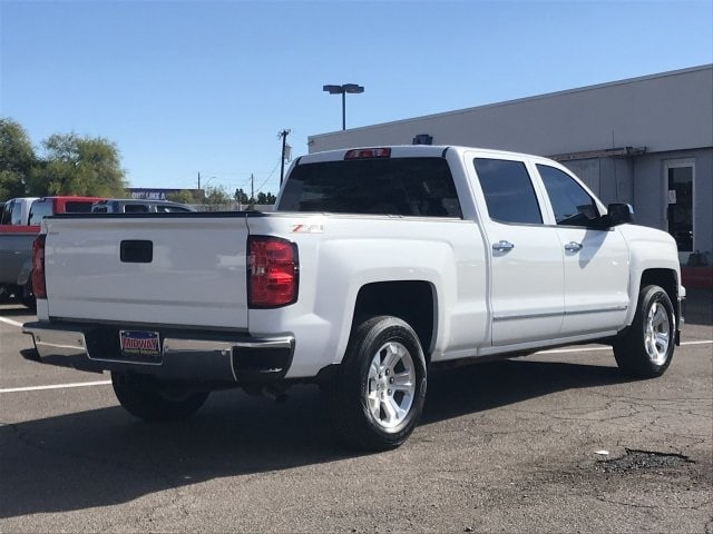 2014 Silverado 1500 Crew Cab 4x4,  Pickup #KZ139483A - photo 3