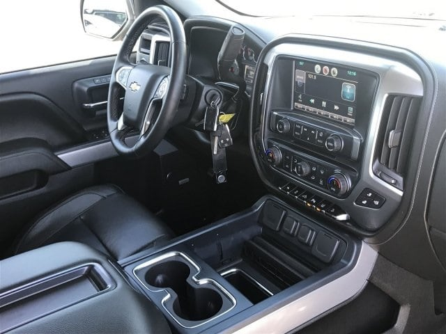 2014 Silverado 1500 Crew Cab 4x4,  Pickup #KZ139483A - photo 9