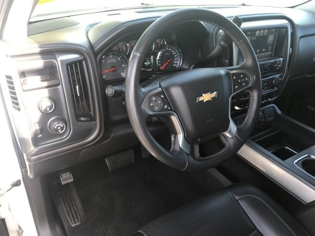 2014 Silverado 1500 Crew Cab 4x4,  Pickup #KZ139483A - photo 12