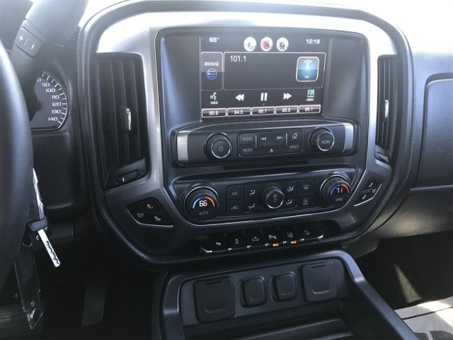 2014 Silverado 1500 Crew Cab 4x4,  Pickup #KZ139483A - photo 15