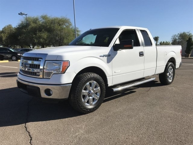 2014 F-150 Super Cab Pickup #P17964 - photo 1