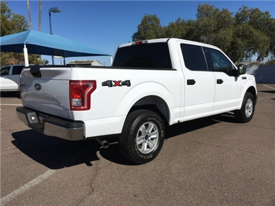 2017 F-150 Crew Cab 4x4, Pickup #P18200 - photo 3