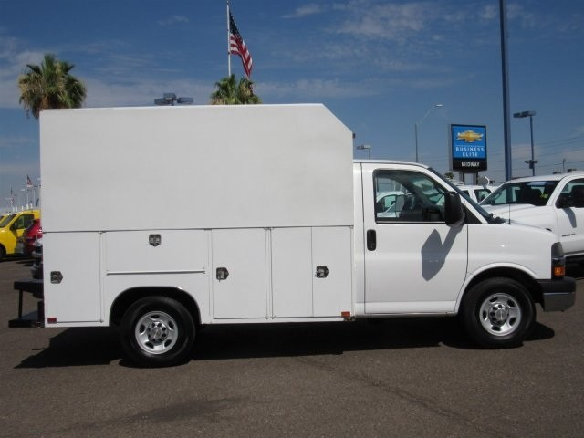 2012 Express 3500 4x2,  Service Utility Van #P18311 - photo 4