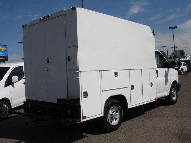 2012 Express 3500 4x2,  Service Utility Van #P18311 - photo 3
