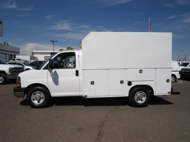 2012 Express 3500 4x2,  Service Utility Van #P18311 - photo 6
