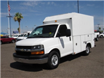 2012 Express 3500 4x2,  Service Utility Van #P18311 - photo 1
