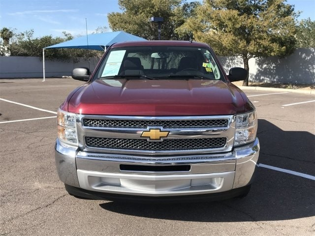 2013 Silverado 1500 Crew Cab 4x2,  Pickup #T7268A - photo 4