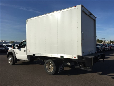 2016 F-450 Regular Cab DRW, Dry Freight #GED17343 - photo 4