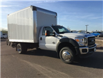 2016 F-450 Regular Cab DRW, Dry Freight #GED17343 - photo 1