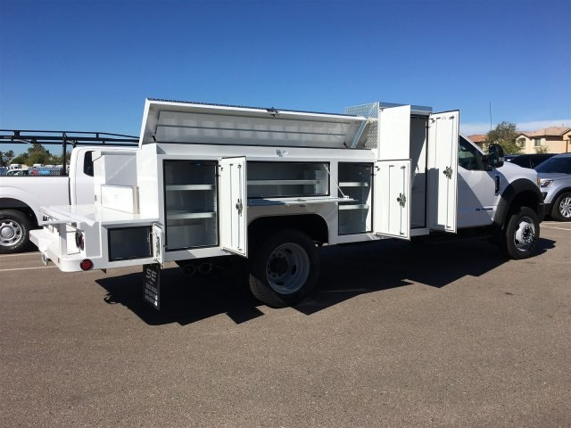 2017 F-550 Regular Cab DRW, Scelzi Service Body #HEB38075 - photo 6