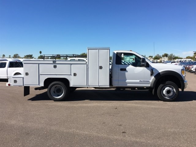 2017 F-550 Regular Cab DRW, Scelzi Service Body #HEB38076 - photo 13