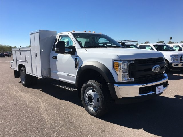 2017 F-550 Regular Cab DRW, Scelzi Welder Bodies Welder Body #HEB38076 - photo 1