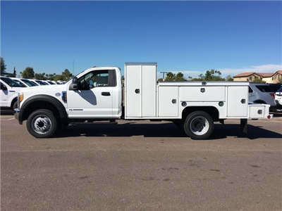 2017 F-550 Regular Cab DRW, Scelzi Welder Bodies Welder Body #HEB38076 - photo 3