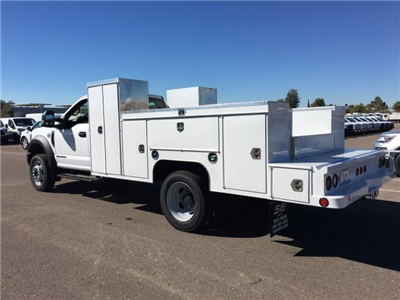 2017 F-550 Regular Cab DRW, Scelzi Welder Bodies Welder Body #HEB38076 - photo 4