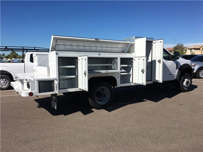 2017 F-550 Regular Cab DRW, Scelzi Welder Bodies Welder Body #HEB38076 - photo 6