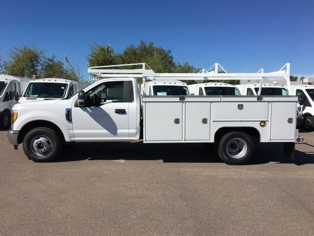 2017 F-350 Regular Cab DRW, Scelzi Service Body #HEB86852 - photo 3